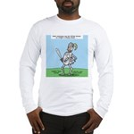 Suit of Armor Long Sleeve T-Shirt