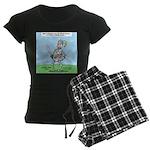 Suit of Armor Women's Dark Pajamas