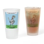 Suit of Armor Drinking Glass