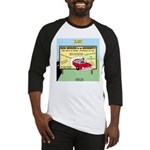 Accident Law Firm Billboard Baseball Jersey