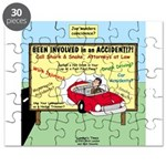 Accident Law Firm Billboard Puzzle