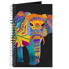Whimsical Elephant 2 Journal