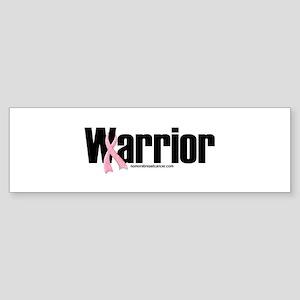 warrior3 Bumper Sticker
