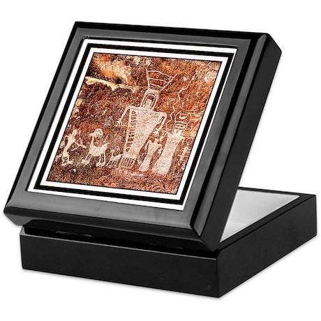 ANCIENT ASTRONAUTS Keepsake Box