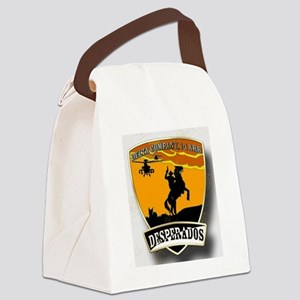 Desperados Patch Canvas Lunch Bag