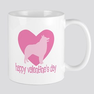 Schipperke Valentine Mug