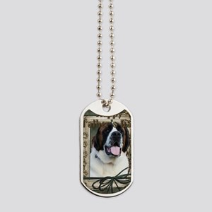 Stone_Paws_St_Bernard_Mae Dog Tags