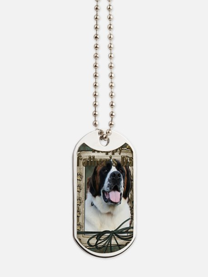 Stone_Paws_St_Bernard_Mae Dog Tags