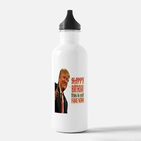 Unique Trump president Water Bottle