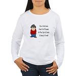 The Schmaltzen Dreidel Long Sleeve T-Shirt