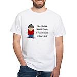 The Schmaltzen Dreidel T-Shirt