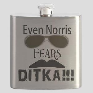 NorrisFearsDitka Flask
