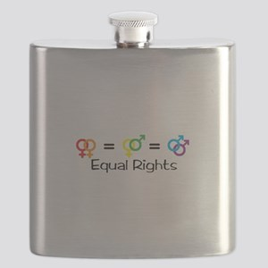 Equal Rights Flask