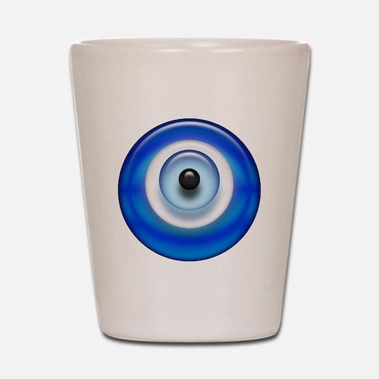 Evil Eye Shot Glass