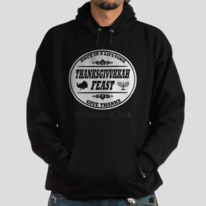 Celebrate Once in a Lifetime Thanksg Hoodie (dark)