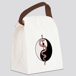 Medical Acupuncture 2 Canvas Lunch Bag