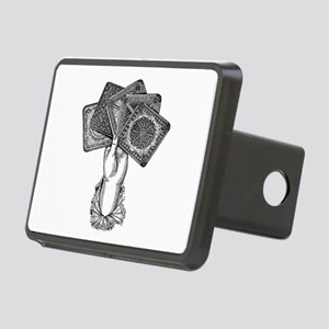 Fortune's Hand Rectangular Hitch Cover