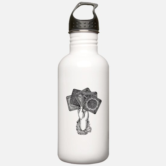 Fortune's Hand Water Bottle