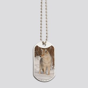 x14blk  Coyote 048 Dog Tags