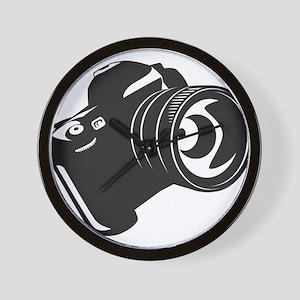 Camera - Photographer Wall Clock