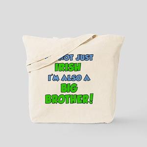 Irish Plus Brother Tote Bag