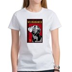 Obey The Weimaraner! Women's T-Shirt