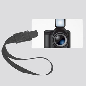 Camera - Photographer Luggage Tag