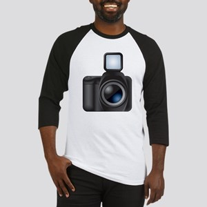 Camera - Photographer Baseball Jersey
