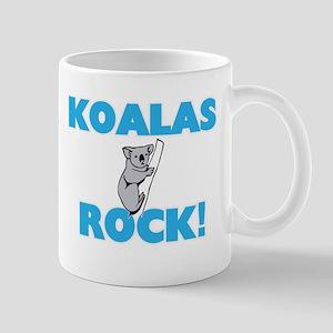 Koalas rock! Mugs