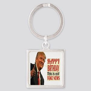 Happy Birthday Keychains
