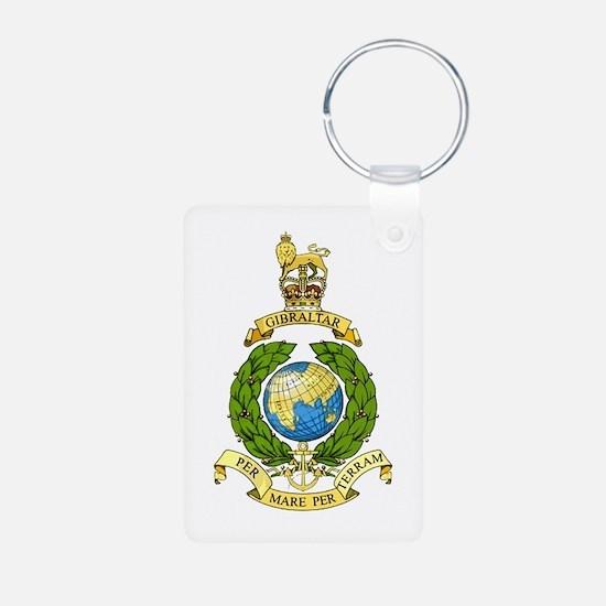 Royal Marines Keychains
