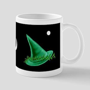 Green Witch's Hats Mug