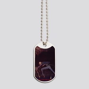 The Tell Tale Heart Dog Tags