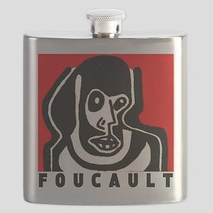 FOUCAULT philosophy Flask