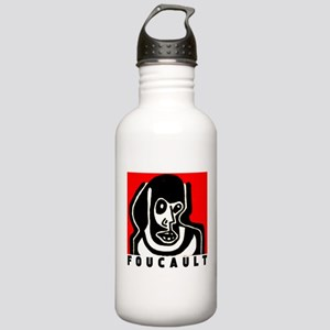 FOUCAULT philosophy Stainless Water Bottle 1.0L