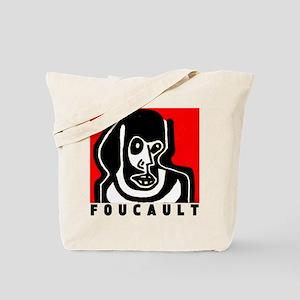 FOUCAULT philosophy Tote Bag