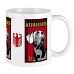 Obey the Weimaraner! coffee Mug