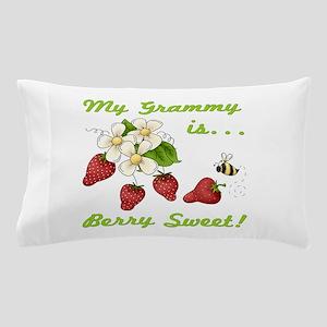 Berry Sweet Grammy Pillow Case