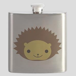 Hedgehog Flask