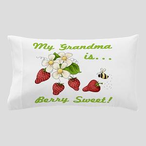 Berry Sweet Grandma Pillow Case