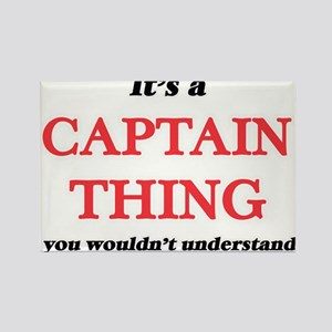 It's and Captain thing, you wouldn&#39 Magnets