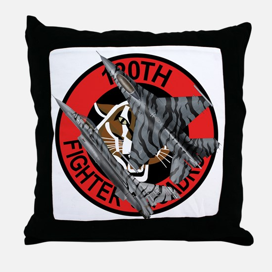 120th_fS_f-16_falcon Throw Pillow