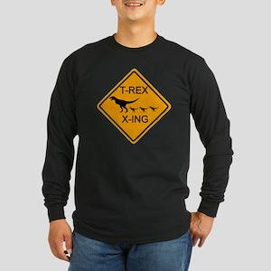 rs_T-REX X-ING Long Sleeve Dark T-Shirt