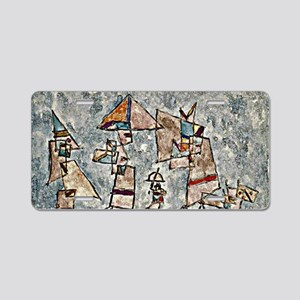 Klee - Promenade in the Ori Aluminum License Plate