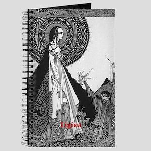 Ligiea by Edgar Allan Poe Journal