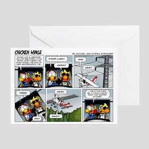 cw2L0032 (new) Greeting Card