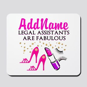CUSTOM LEGAL ASST Mousepad