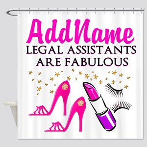 CUSTOM LEGAL ASST Shower Curtain