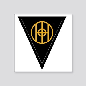 """83rd Infantry Division Square Sticker 3"""" x 3"""""""