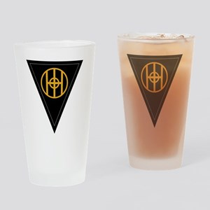 83rd Infantry Division Drinking Glass